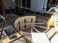 Zbuduj jacuzzi na świeżym powietrzu na tarasie