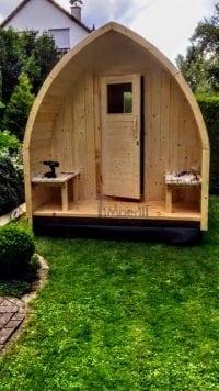 """""""Zrób to sam"""" - Budowa sauny Igloo"""