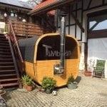 Prostokątna sauna - Niemcy